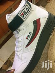 Fila White | Clothing for sale in Central Region, Kampala