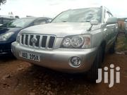 New Toyota Kluger 2005 Gold | Cars for sale in Central Region, Kampala