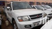 Mitsubishi Pajero 2002 White | Cars for sale in Central Region, Kampala