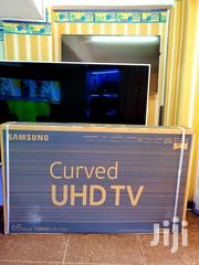 Brand New Samsung 65inch Curve Suhd Qled Tvs   TV & DVD Equipment for sale in Central Region, Kampala