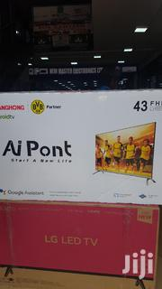 Chanhong Smart Android TV 43 Inches   TV & DVD Equipment for sale in Central Region, Kampala