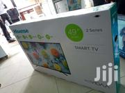 New Hisense 49 Inches Smart Flat Screen TV | TV & DVD Equipment for sale in Central Region, Kampala