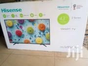 43 Inches Smart Hisense | TV & DVD Equipment for sale in Central Region, Kampala