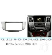 Toyota Harrier Stereo Radio Fascia Dash Box | Vehicle Parts & Accessories for sale in Central Region, Kampala