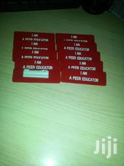 Engraved Tags And Badges | Computer & IT Services for sale in Central Region, Kampala