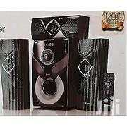 Sayona SHT-1218BT Bluetooth -3.1 CH Speaker Woofer - 12000W | Audio & Music Equipment for sale in Central Region, Kampala