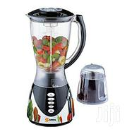 Sayona SB-606 Powerful Blender With Mill/Grinder - Black | Kitchen Appliances for sale in Central Region, Kampala