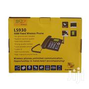 SQ - LS 930 Landline Phone | Accessories for Mobile Phones & Tablets for sale in Central Region, Kampala