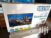 Brand New SOLSTAR 43 Inch Digital And Satellite Led Tvs | TV & DVD Equipment for sale in Central Region, Kampala